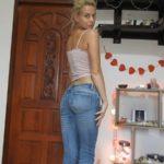 Messy, Shitty Jeans For My Love/GFE Enema Girl [FullHD / 2020]