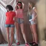 3 unimaginably sweet girls! And me face shitting [FullHD / 2020]