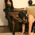 Hard toilet training by new Goddess – Domination Scat Slavery