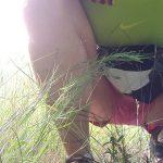 Outdoors Poop 20 Defecation Video [FullHD]