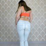 Love Shitting Blue Light Jeans ElenaToilet Panty Scat video [UltraHD/2K]