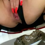 Halloween Dinner 4 Slave Homemade Copro Porn [FullHD]