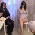 Chocolate lunch from Karina and Kamilla with MilanaSmelly Scat Slave Video [FullHD]