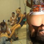 Toilet Slave is being convinced to be a Good Toilet Part 4 Karina HD
