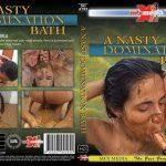 MFX-4195 A Nasty Domination Bath Lesbian Vomit