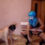 Feeding The Cat TOILET SLAVERY